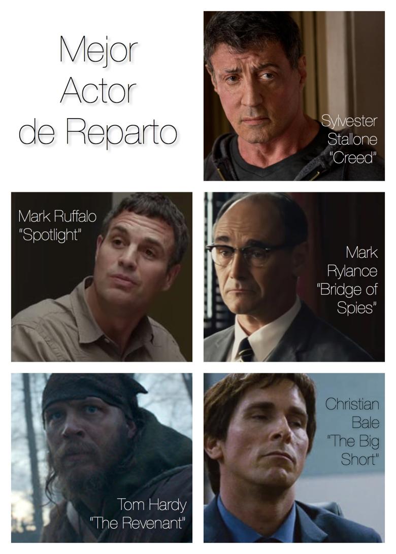 mejor actor de reparto