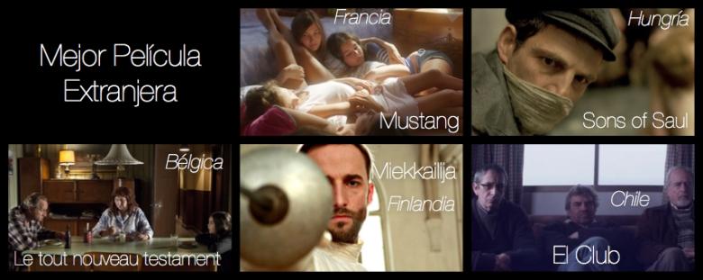 Mejor película extranjera