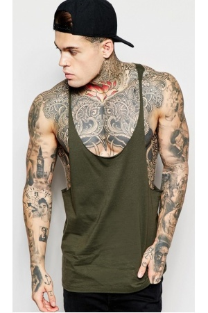 Mens-vests-tank-tops-ASOS-Vest-With-Extreme-Racer-Back-And-Raw-Edges-In