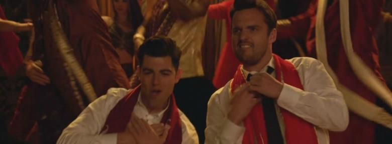 schmidt-nick-dance-engagement-party-season-5-episode-1-new-girl