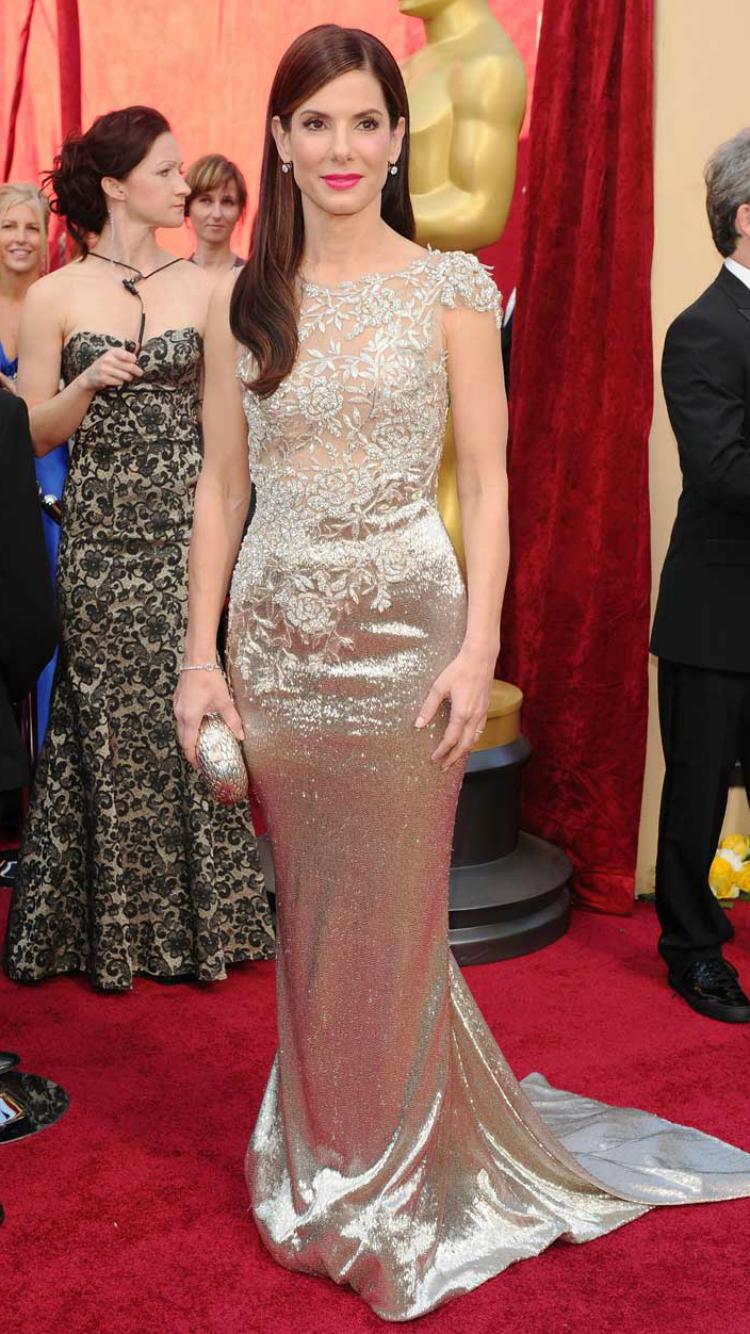 Sandra Bullock 2010
