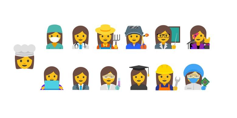 Emoji-Women