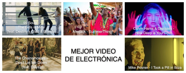 mejor video de electronica