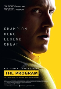 nuevo poster pelicula the program