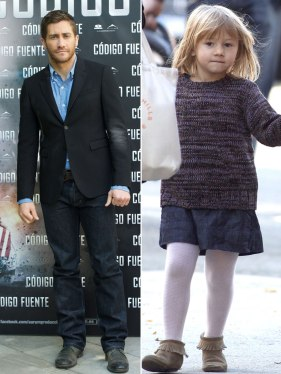 jake-gyllenhaal-matilda-rose-ledger