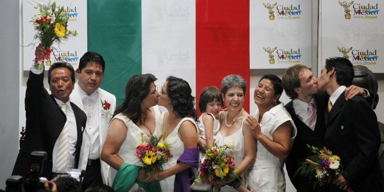 Mexico Gay Marriage