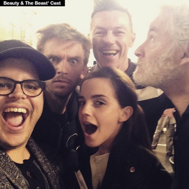 beauty-the-beast-first-cast-photo-live-action-film-lead