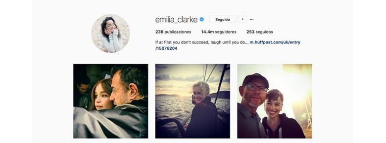 Emilia-Clarke-Instagram