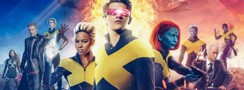 X-Men-Ensamble
