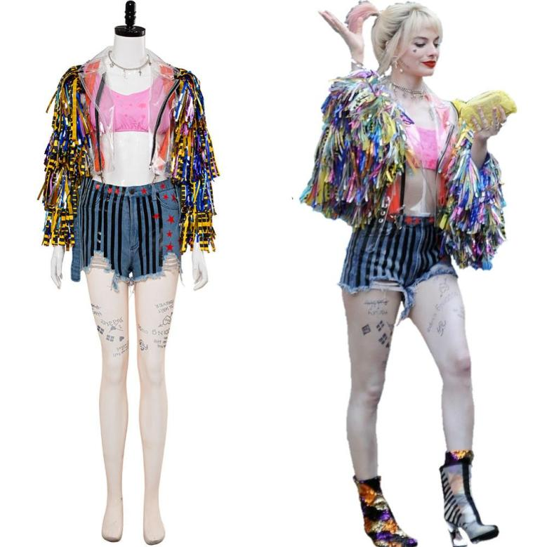 Batman-Birds-of-Prey-And-the-Fantabulous-Emancipation-of-One-Harley-Quinn-Cosplay-Costume-Coat-Jacket