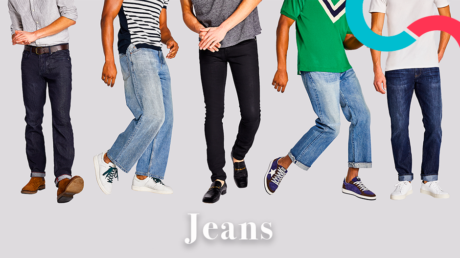 Guia De Tipos De Jeans Para Hombre